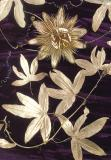 Botanic Gold  NEW !  card range : BG25 PASSION FLOWER