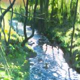 Landscapes card range : LD41 NEW! River Lym