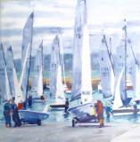 Landscapes card range : LD 52 REGATTA - NEW !