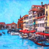 Landscapes card range : LD 28 NEW! GRAND CANAL